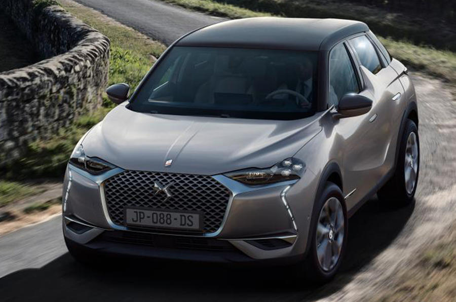 DS 3 Crossback (2020.)