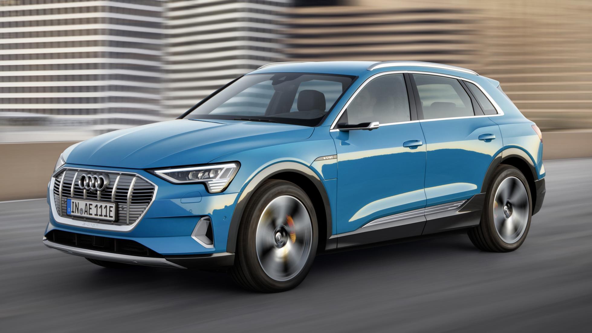 Audi e-tron (2019.)
