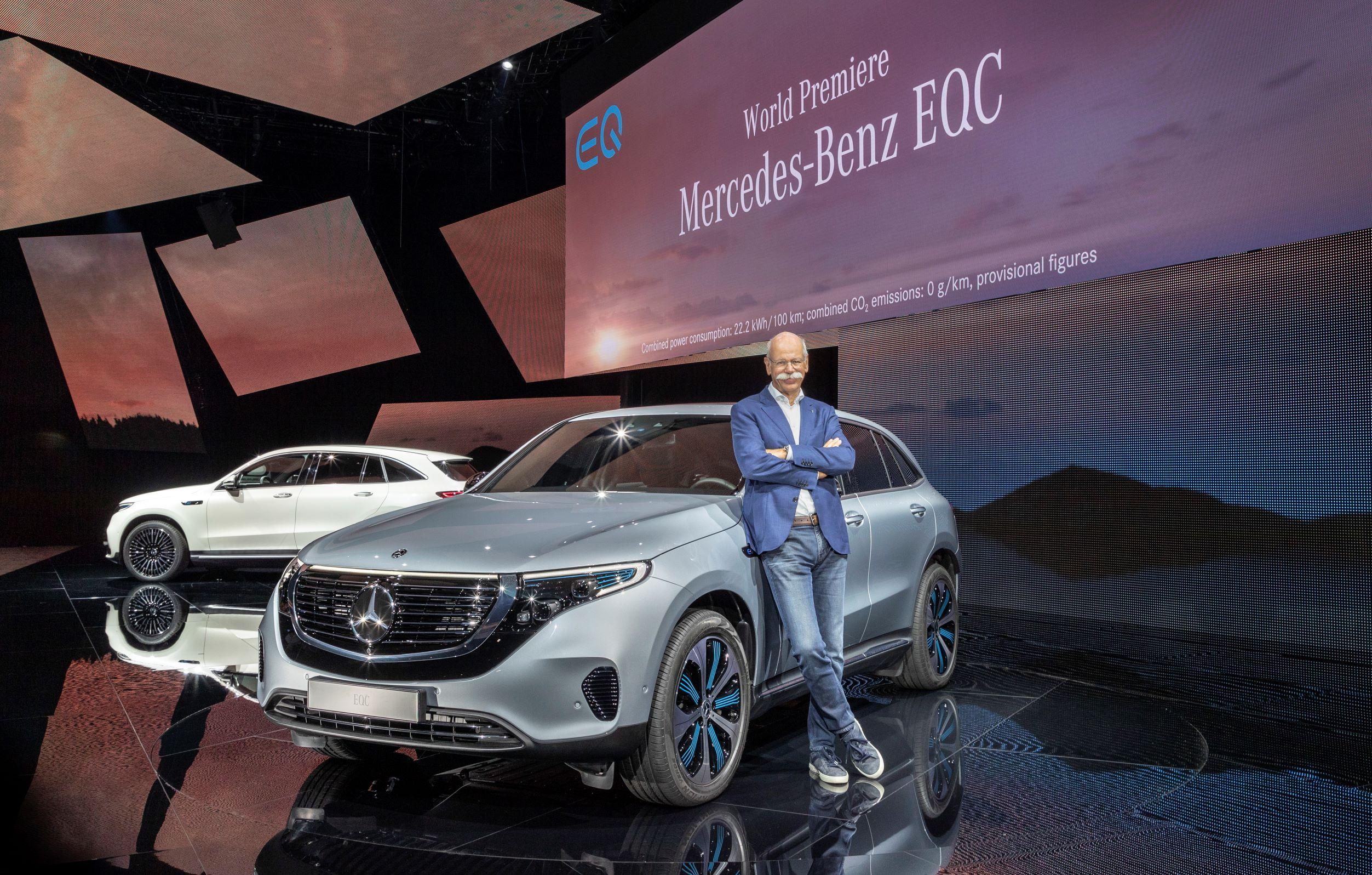 Mercedes-Benz predstavio EQC na amaterski način