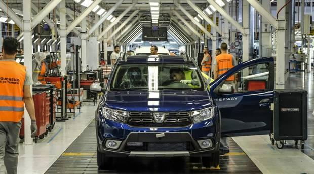 Renault udvostručava proizvodnju u Dacijinoj fabrici u Maroku