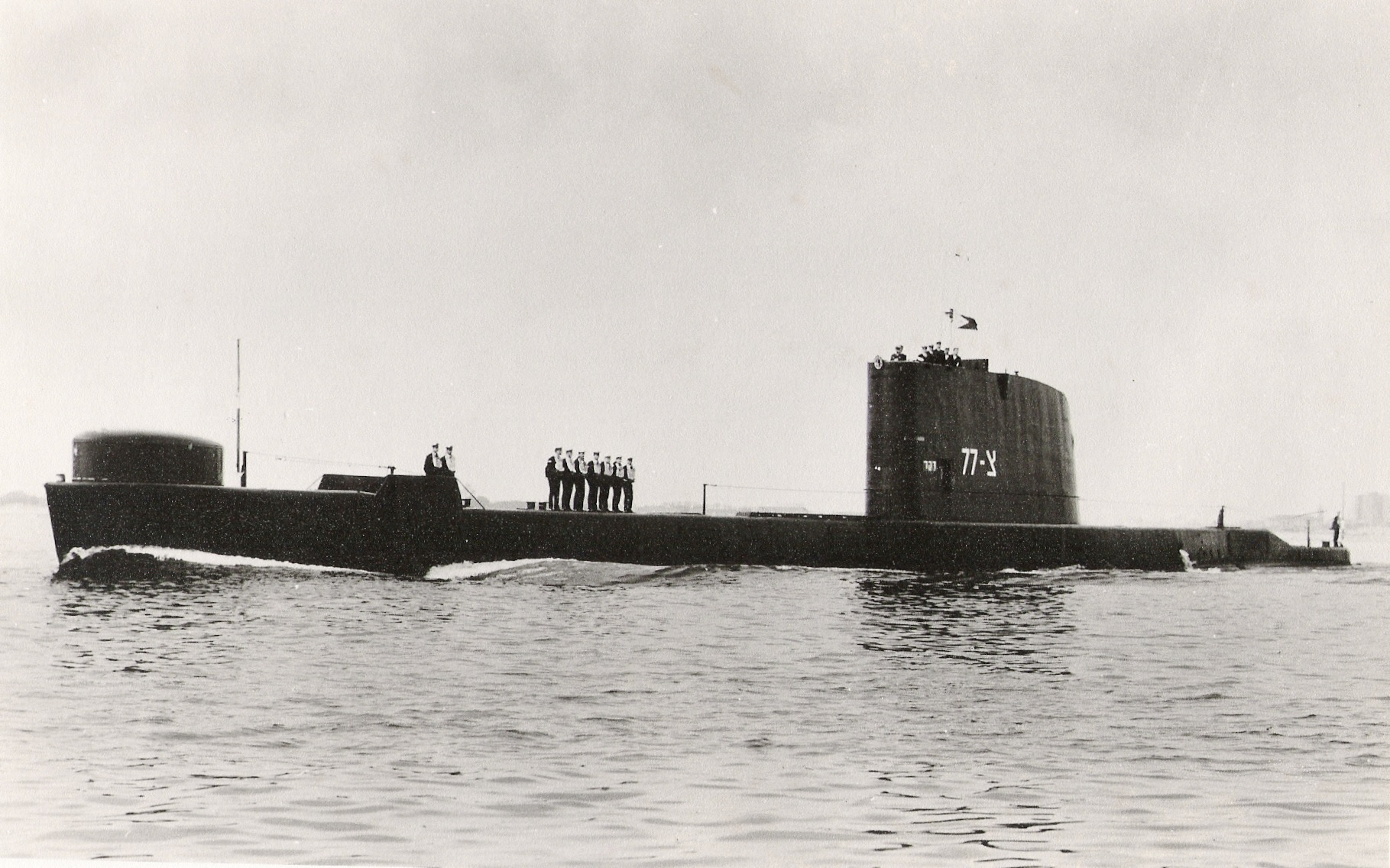 Crna godina za podmornice – 1968.