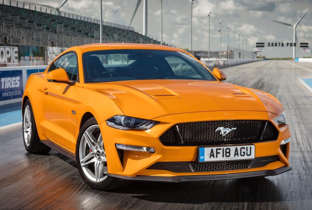 Da li Ford ukida V8 agregate?