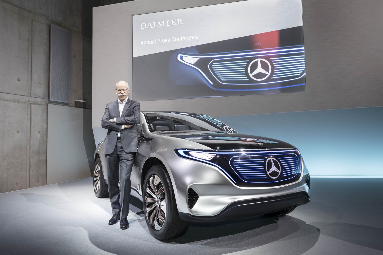 Daimler ponovo upozorava na značajan pad profita