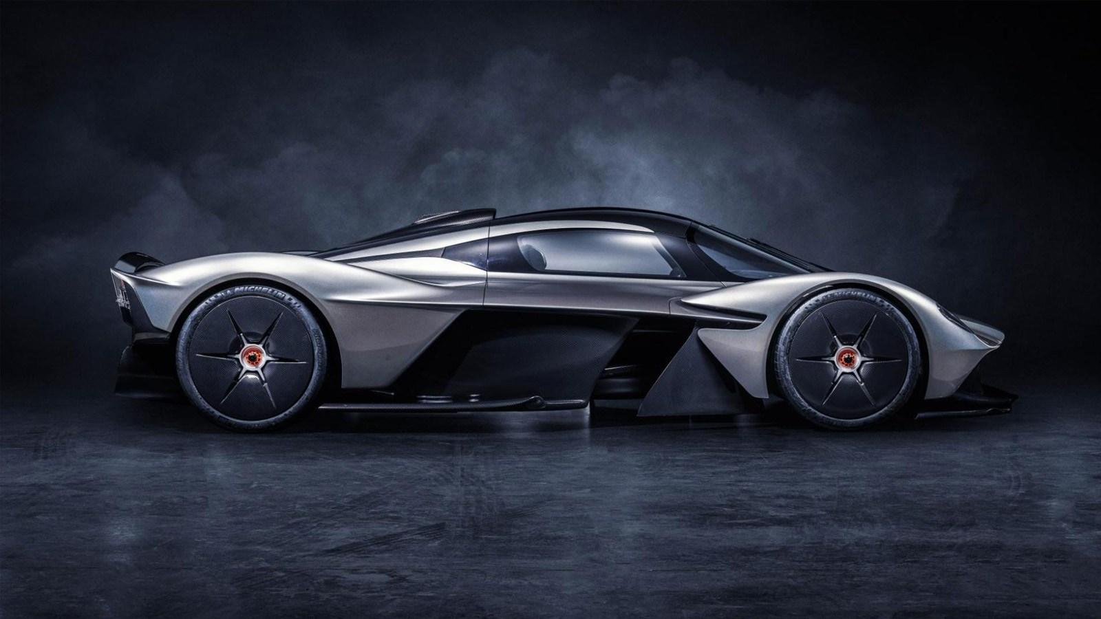Najsnažniji serijski atmosferac ikada će pokretati Aston Martin Valkyrie