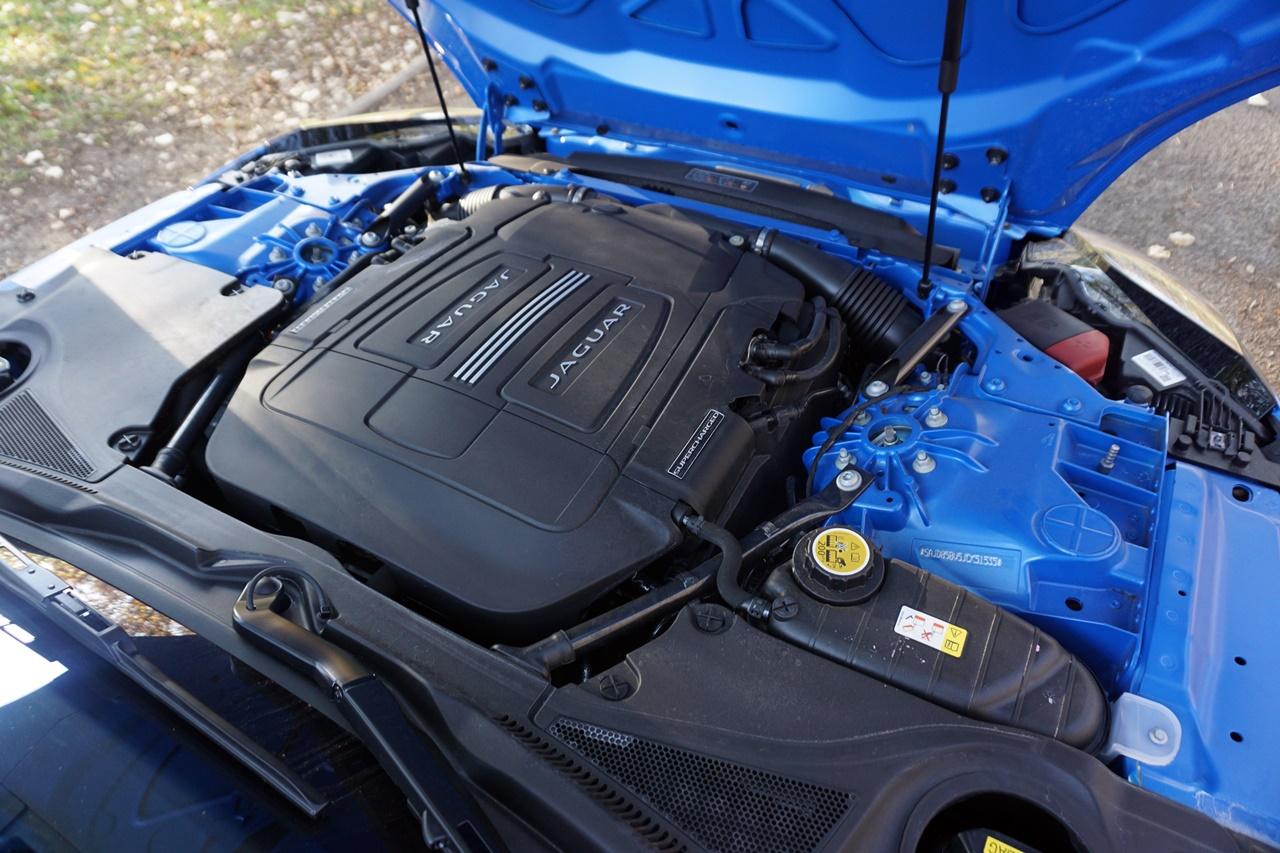 BMW-ov motor u Jaguar F-Typeu sledeće generacije