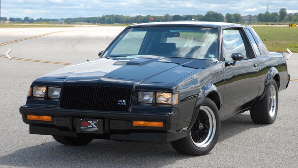 Zanimljivost dana: Najstariji Buick Regal Grand National GNX ide na aukciju
