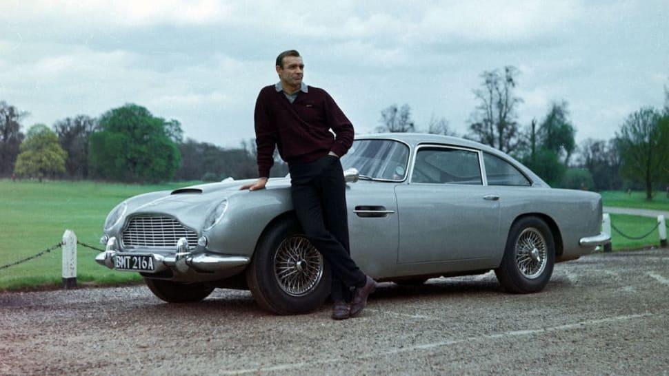 Zanimljivost dana: Pronađen Aston Martin DB5 iz Goldfingera?