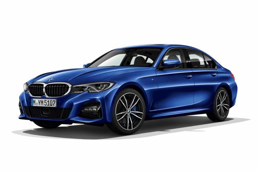 BMW serije 3 G20 je jedna atraktivna zverka! (GALERIJA)