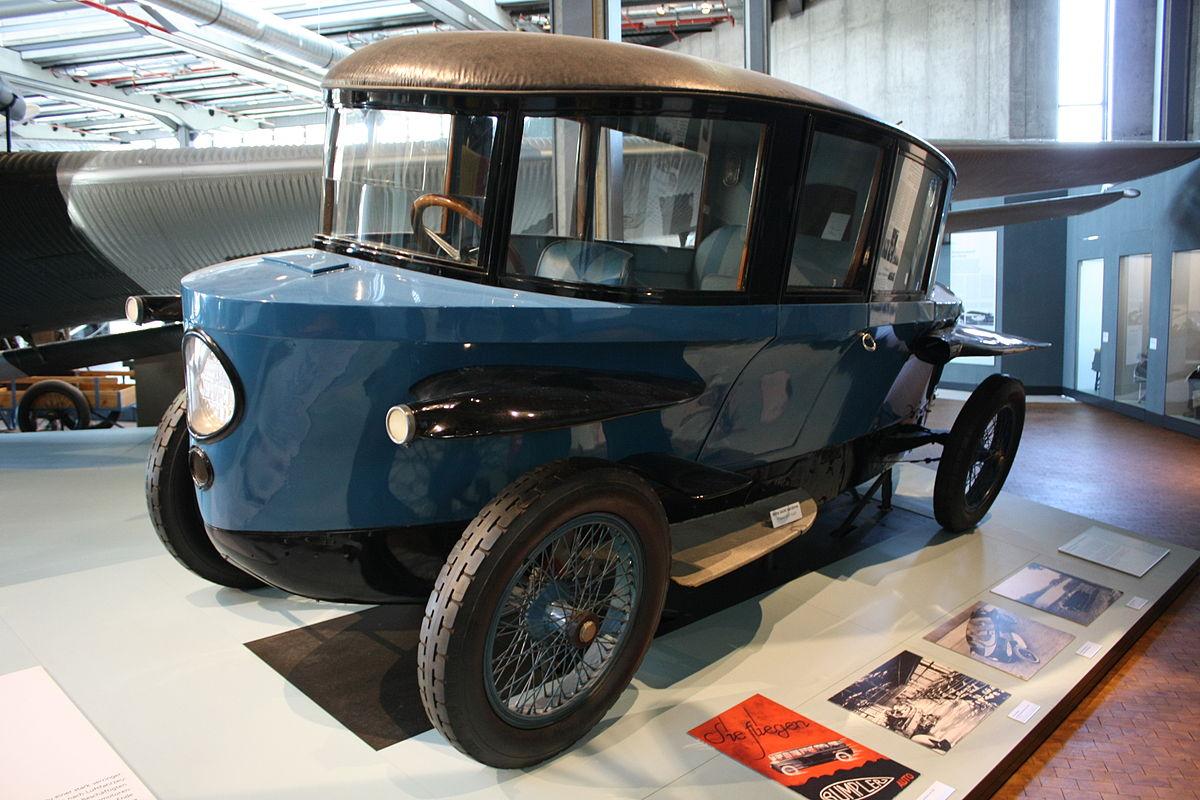 Zanimljivost dana: Prvi serijski aerodinamični automobil na svetu – Rumpler Tropfenwagen