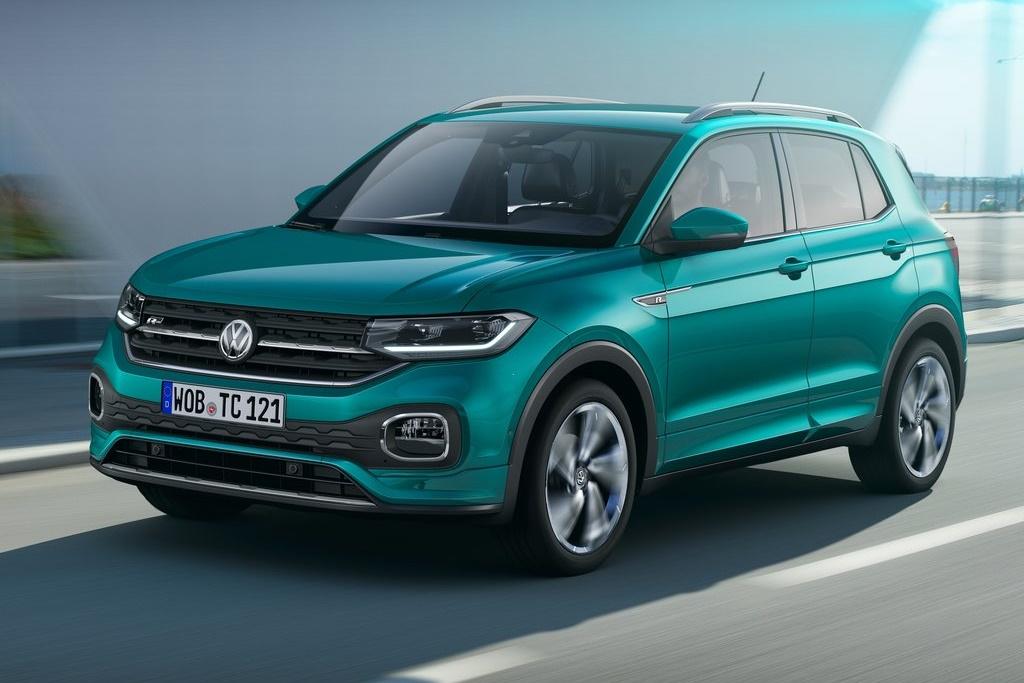 Volkswagen T-Cross – bestseler u najavi (GALERIJA)