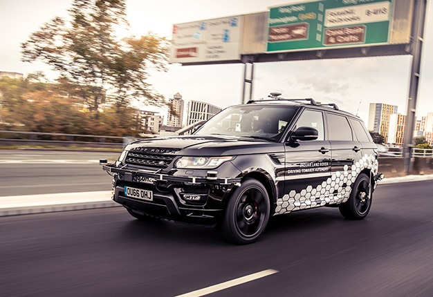 Ironija: Autonomni Range Rover Sport nudio sportski doživljaj… nikome