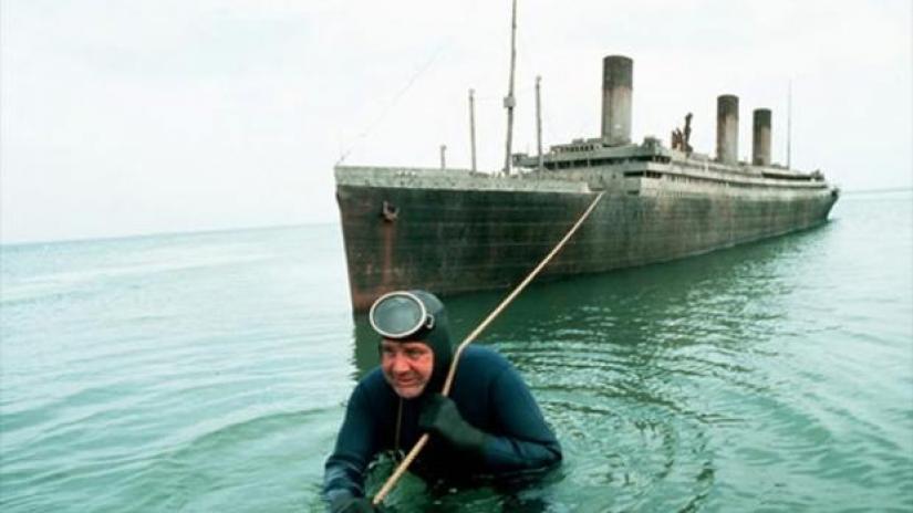 Filmski heroji: Maketa Titanika na Malti (Video)