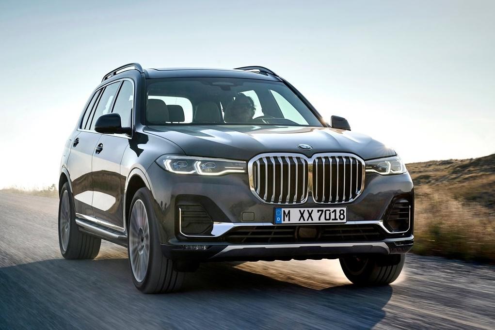BMW X7 G07 (2019.) (GALERIJA)