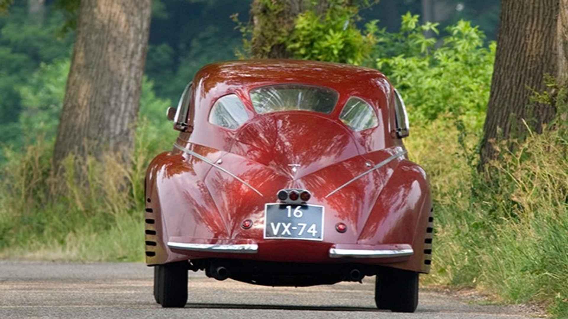 Remek delo automobilske industrije u vidu Alfe Romeo 8C 2900 B