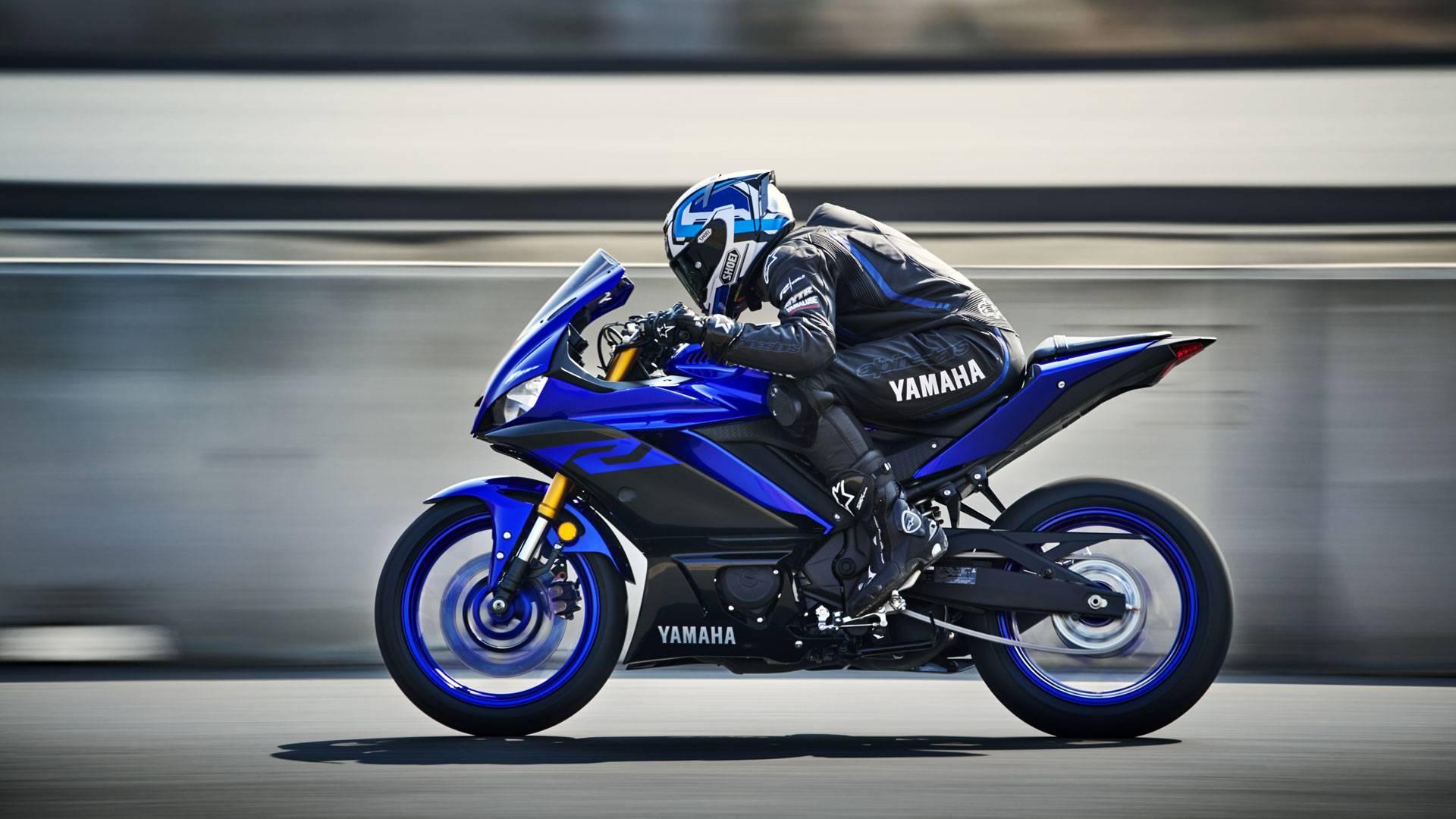 Yamaha prikazala redizajnirani R3 (galerija)