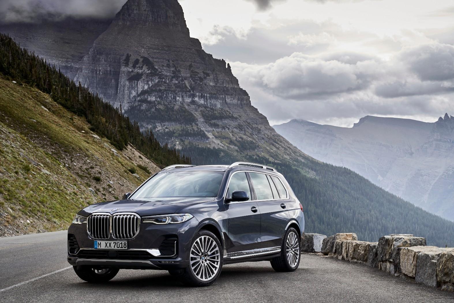 BMW zvanično predstavio X7 (galerija)