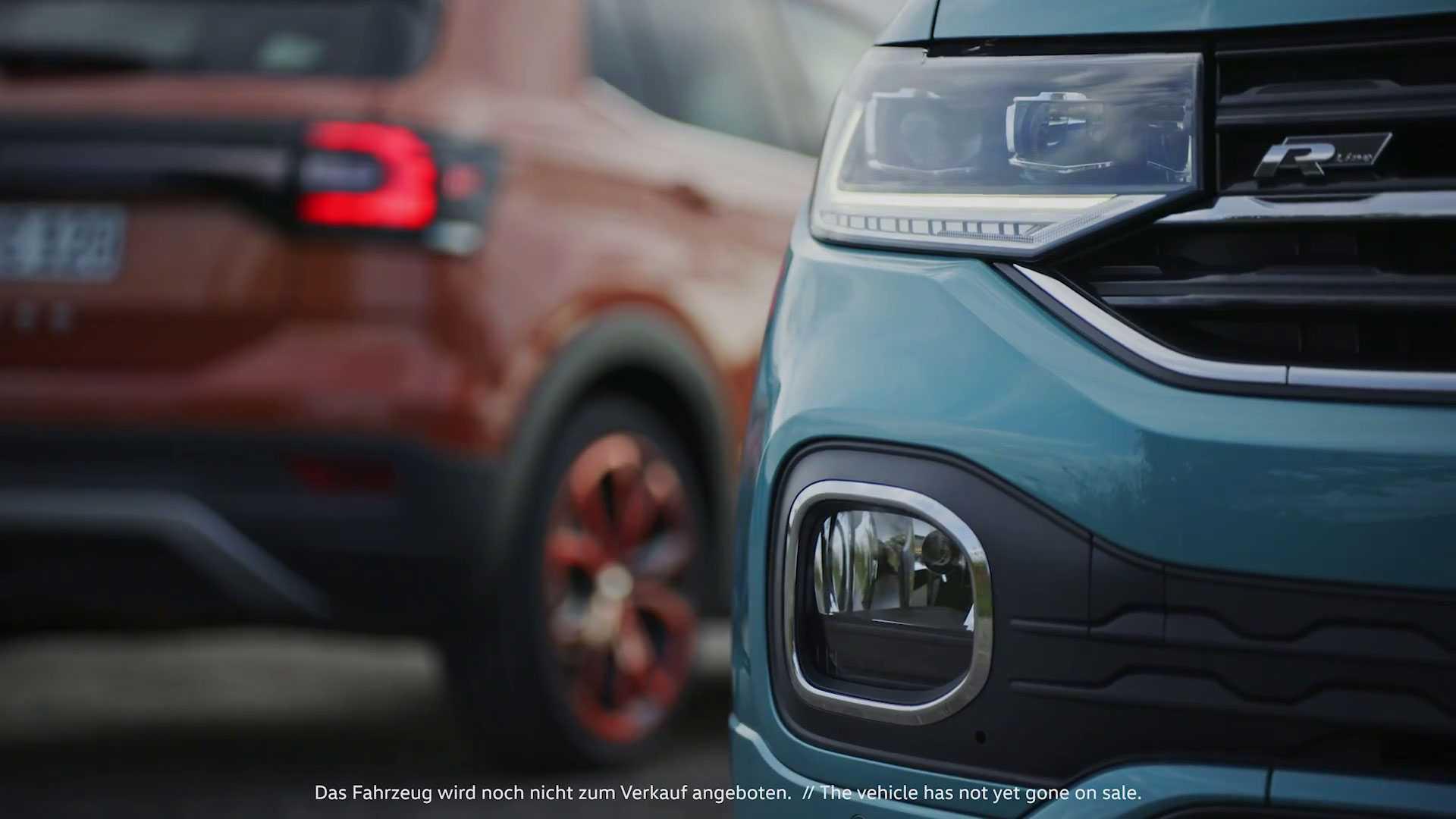 Premijera Volkswagen T-Crossa uživo (VIDEO)