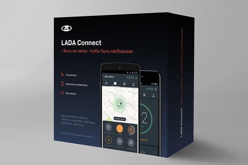 Lada Connect – premijum primesa ruske marke
