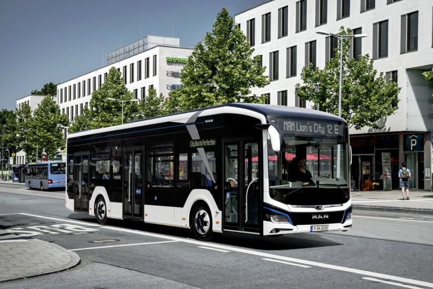 MAN gradi pogone za proizvodnju električnih autobusa u Poljskoj