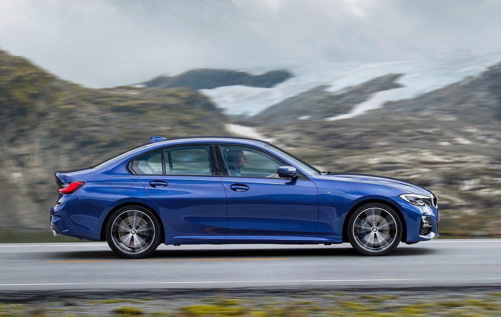 BMW Serija 3 G20 (2019.)