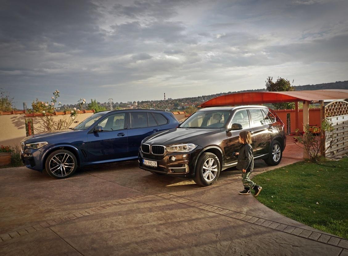 Analiza: Da li ću stari BMW X5 zameniti novim?