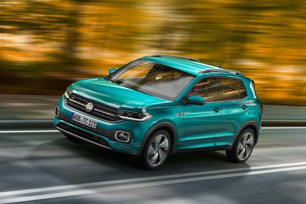 Volkswagen sprema mali krosover specijalno za američko tržište?!