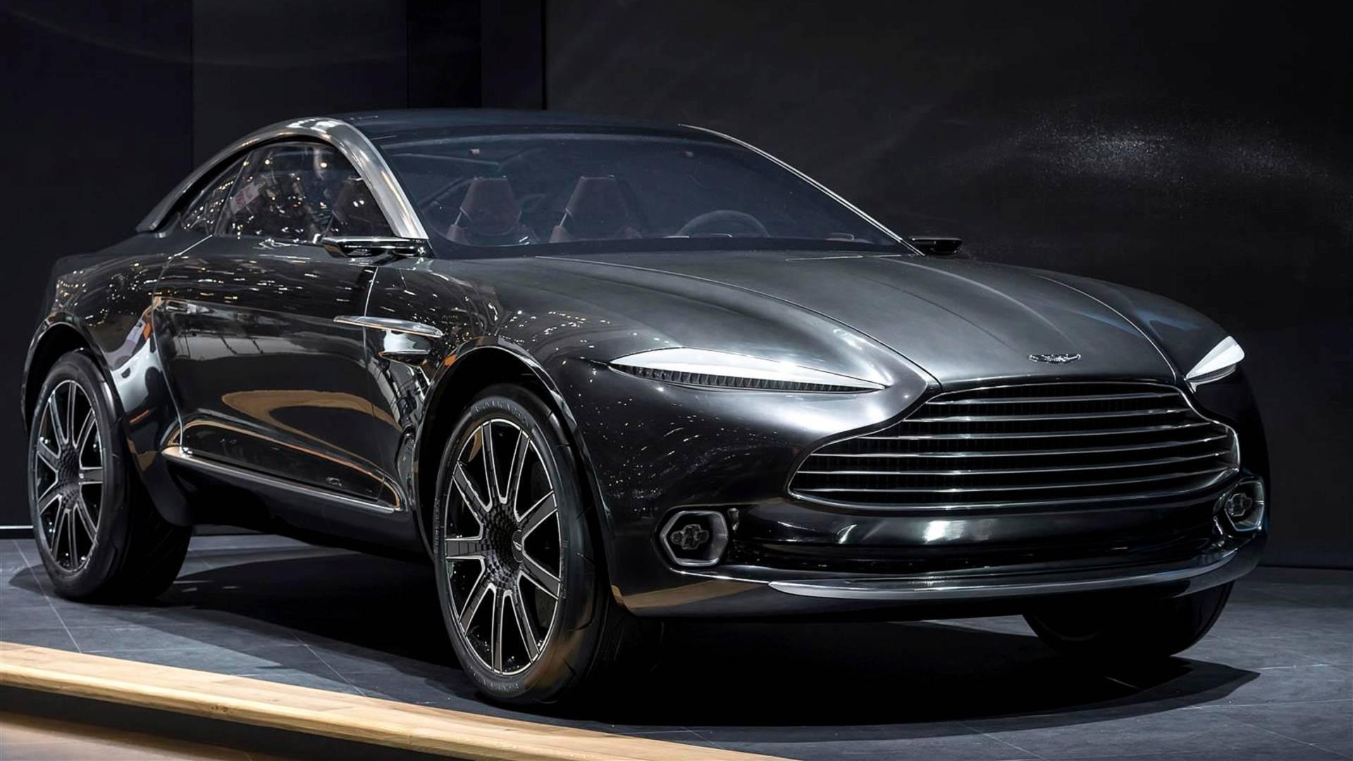 Aston Martin veruje da će SUV DBX biti bestseler