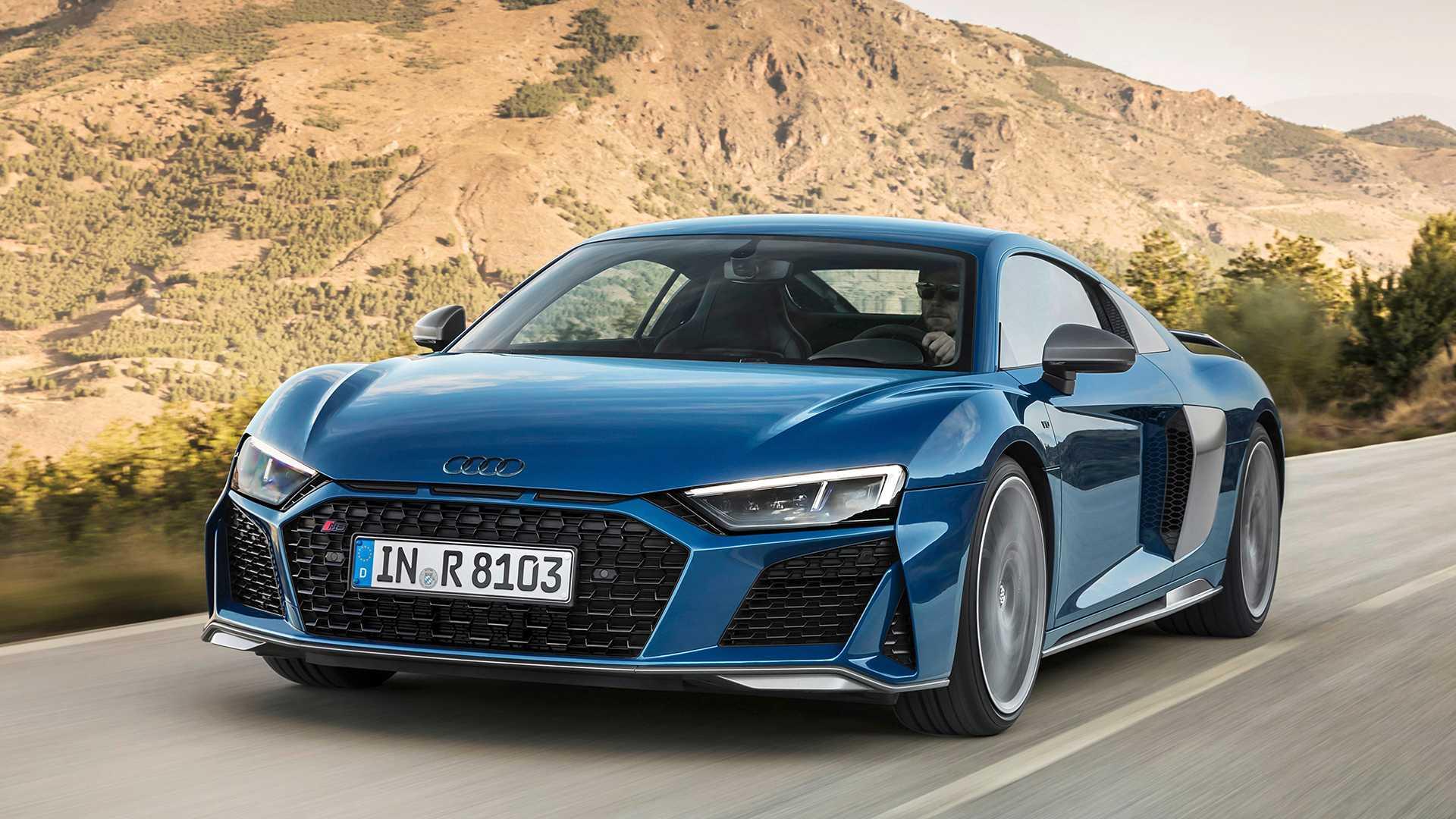 Audi R8 je superautomobil sa najviše pretraga na internetu