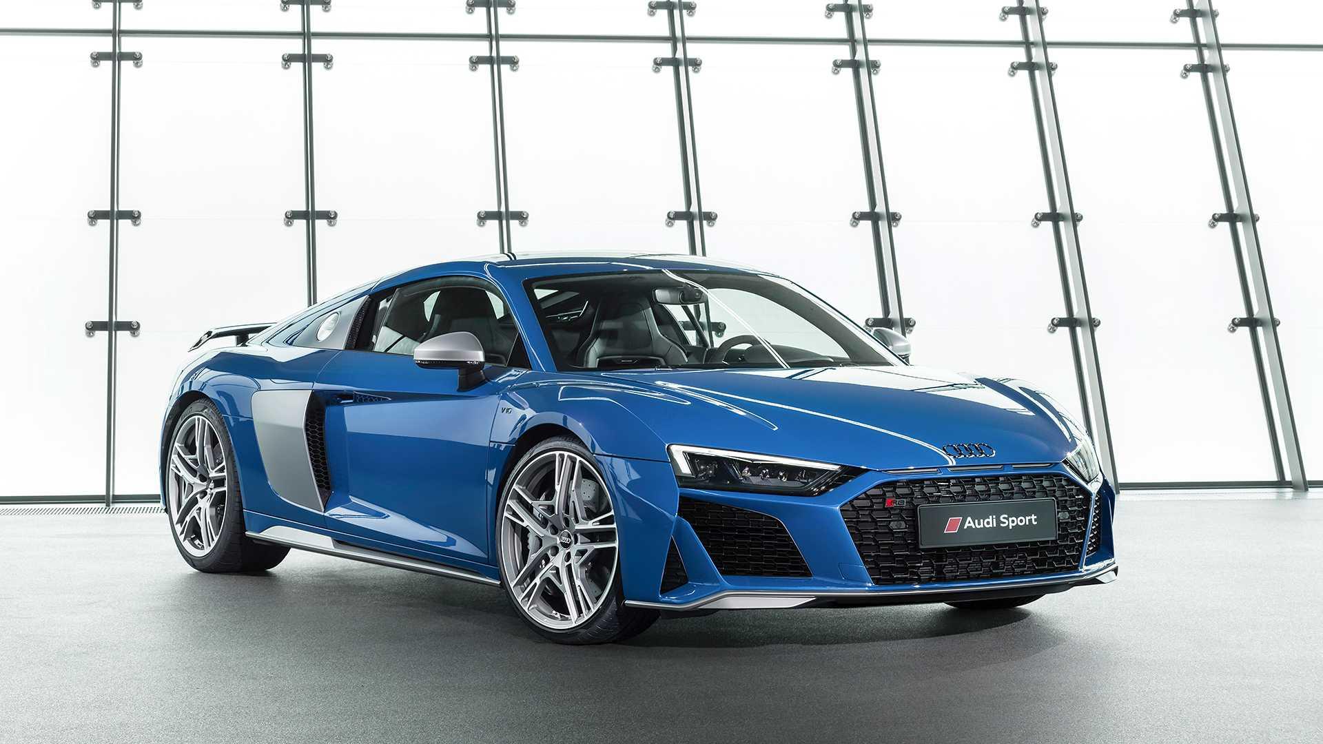 Da li će Audi R8 otići u penziju?!