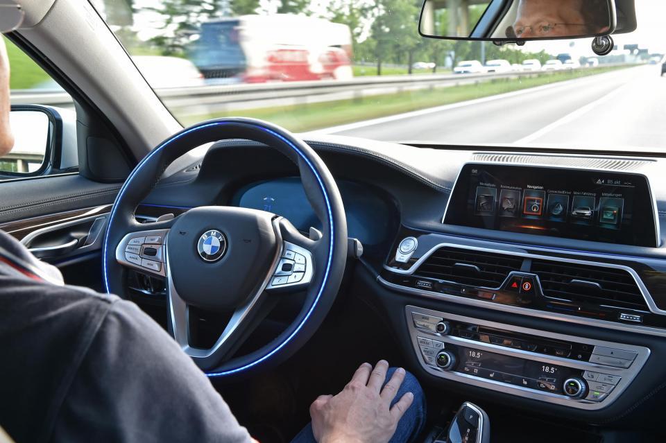BMW o autonomnoj vožnji i EV: Učićemo od Kineza