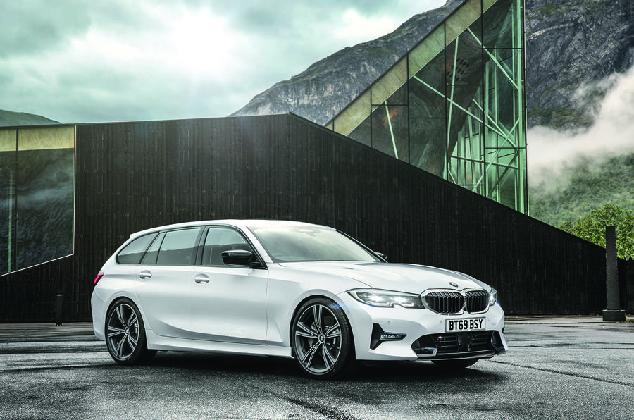 Serija 3 bi mogla da bude prvi performantni karavan BMW-a