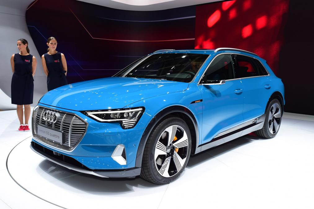 Audi e-tron zasijao u francuskoj prestonici