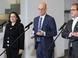 Koalitionsgipfel gegen Diesel-Fahrverbote