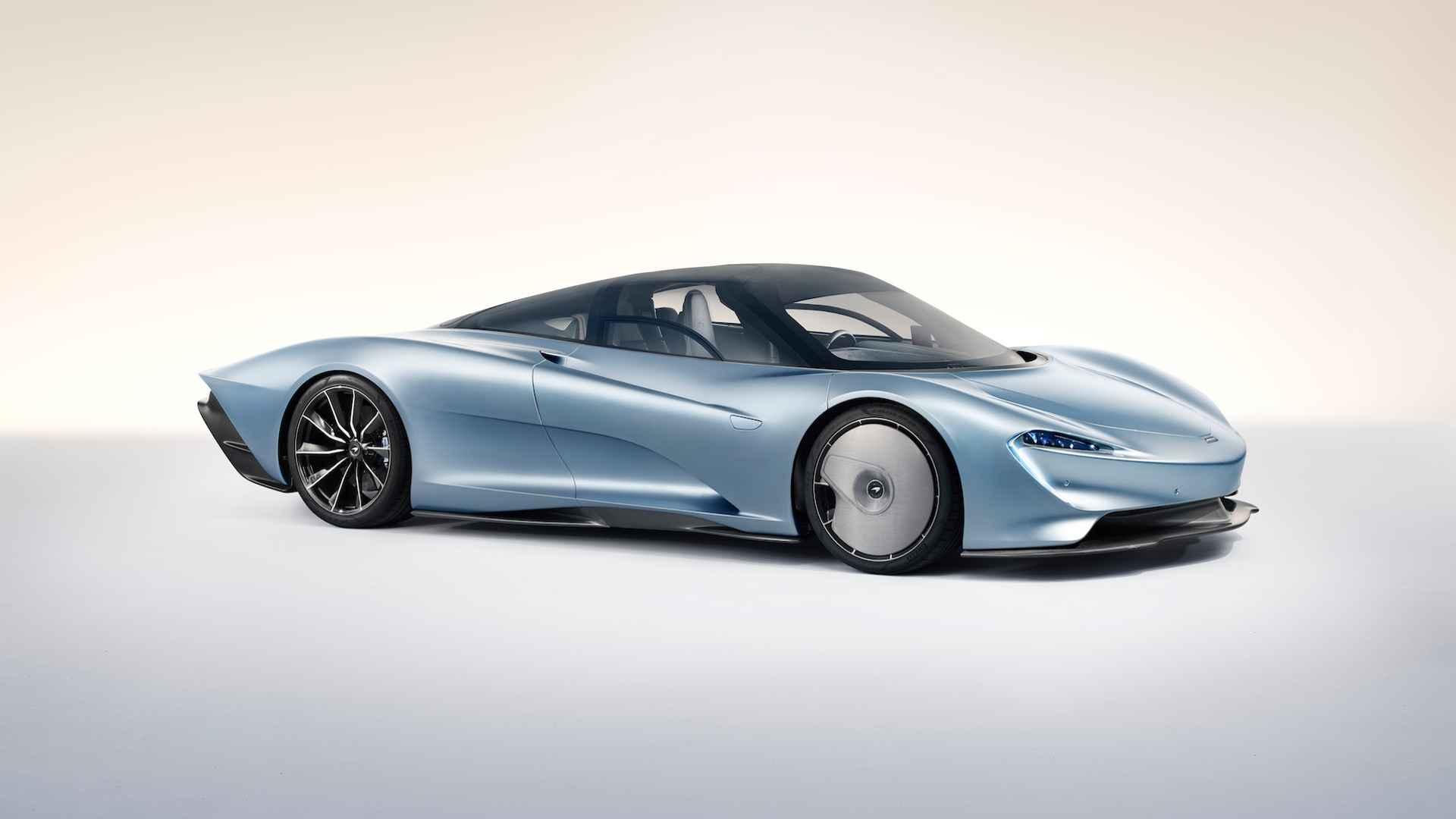 McLaren predstavio Speedtail, novu perjanicu marke (galerija)