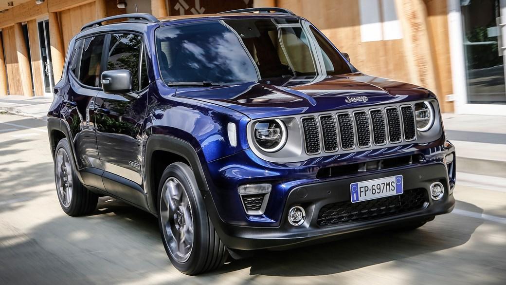 Jeep Renegade kao plug-in hibrid od 2020. godine