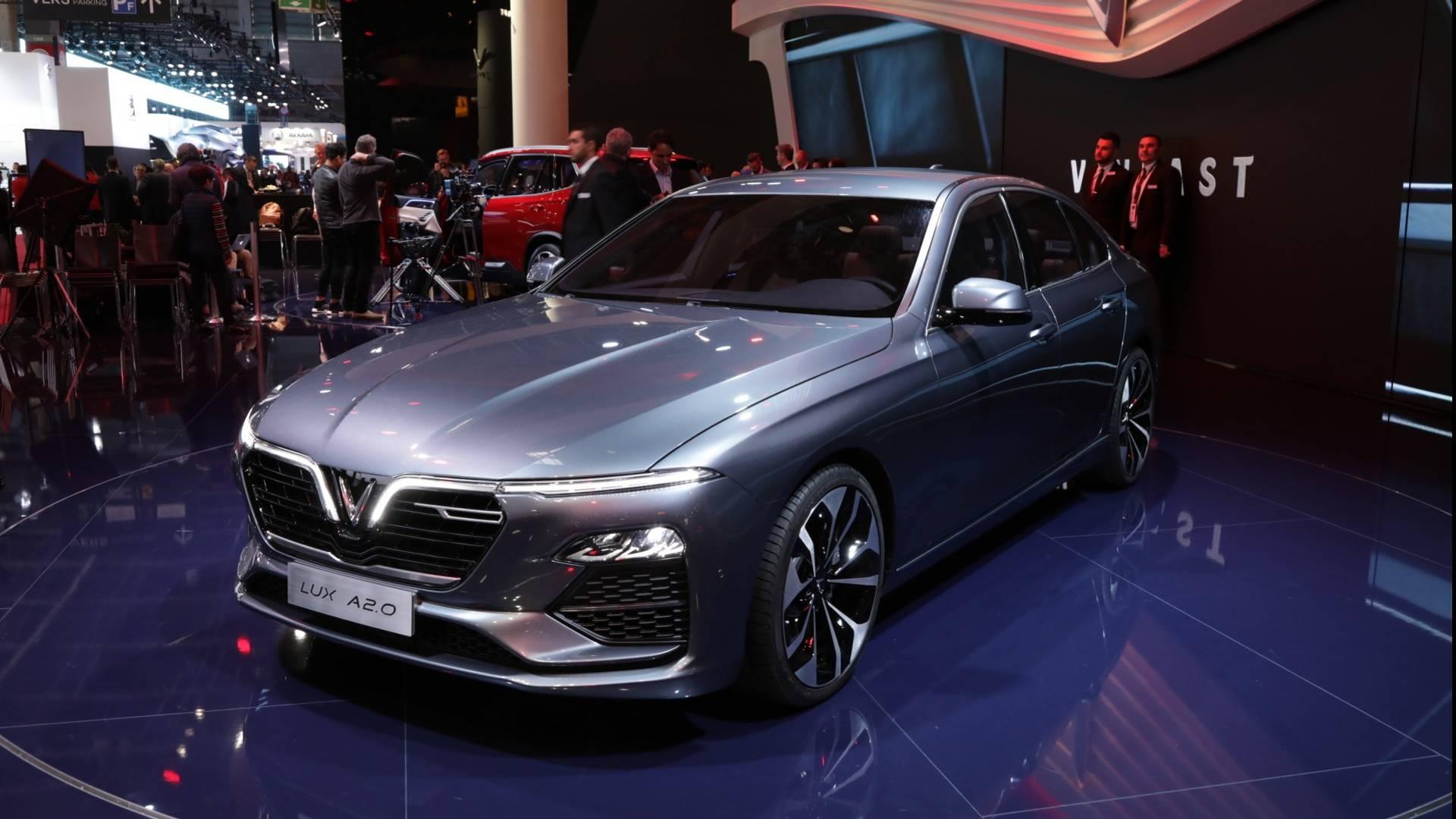 Vinfast – vijetnamski proizvođač automobila debitovao u Evropi