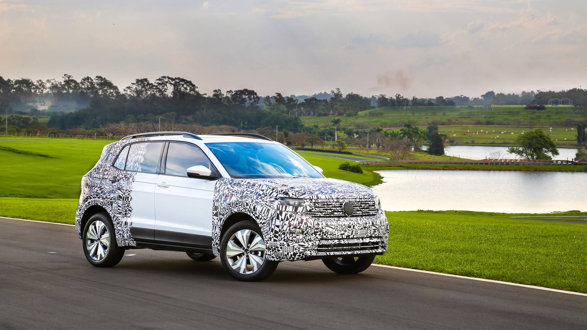 Volkswagen T-Cross debituje 25. oktobra