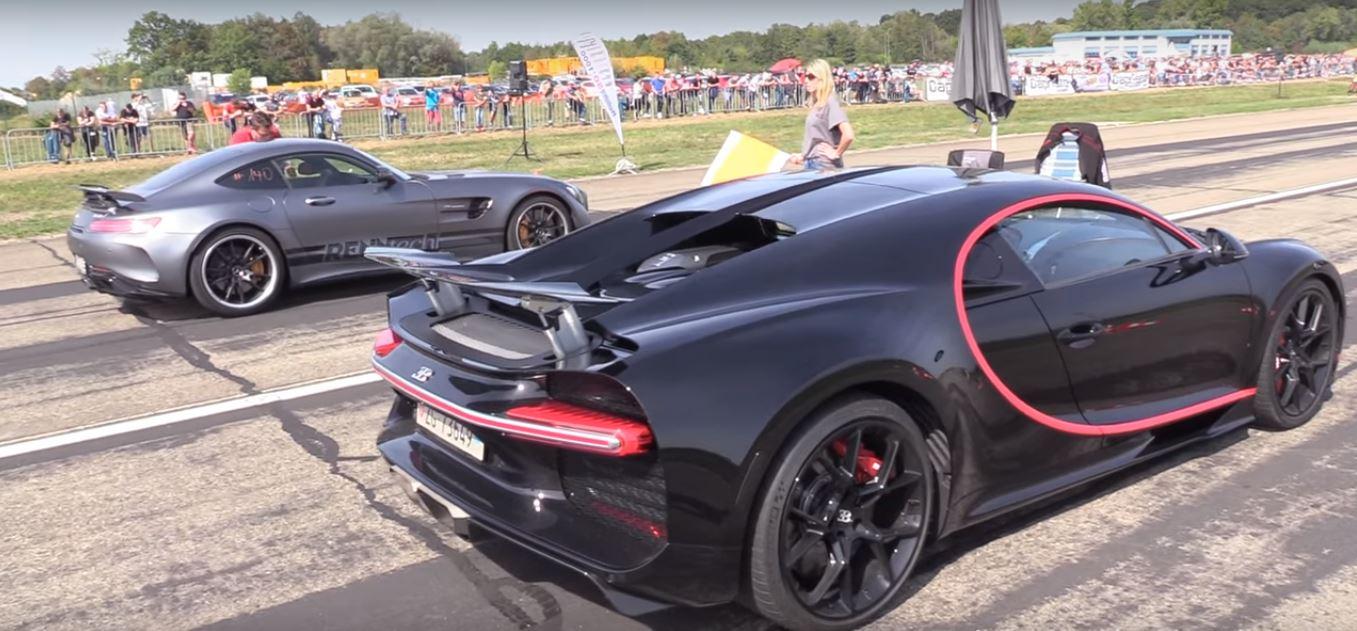 Da li RENNtech Mercedes-AMG GTR može da se suprotstavi Bugatti Chironu? (VIDEO)