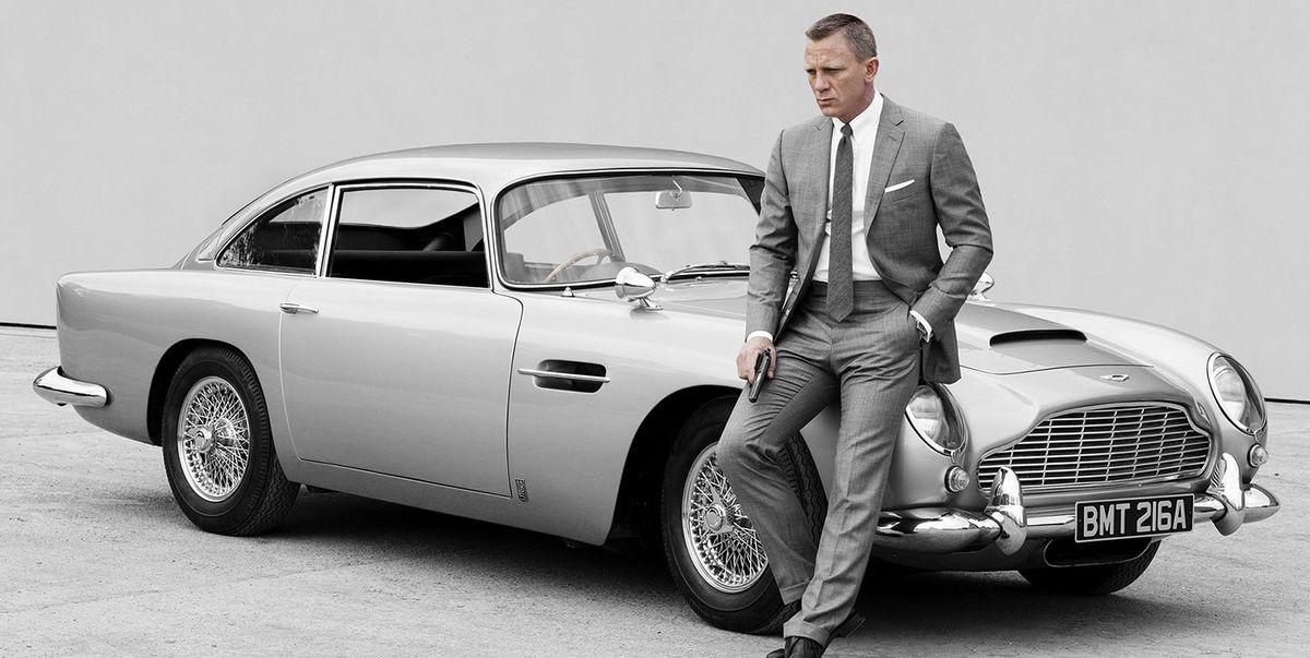 Pet automobila koje bi James Bond mogao da vozi u novom filmu