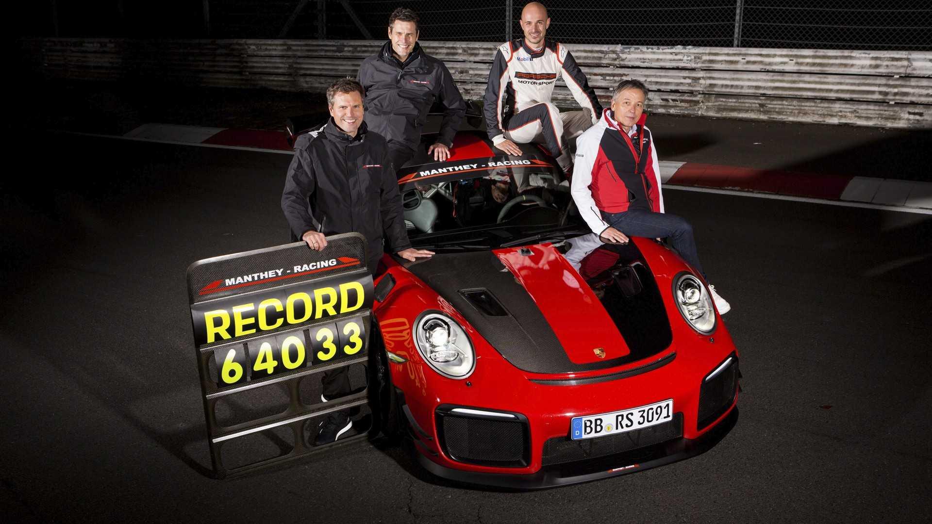 Porsche ponovo vlasnik rekorda Nirburgringa u klasi serijskih automobila (VIDEO)