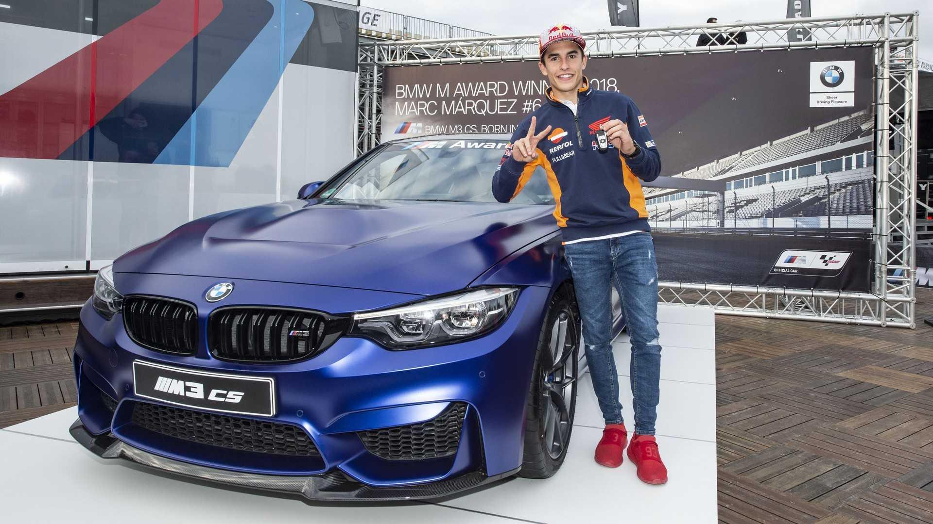 Mark Markez osvojio BMW M3 CS