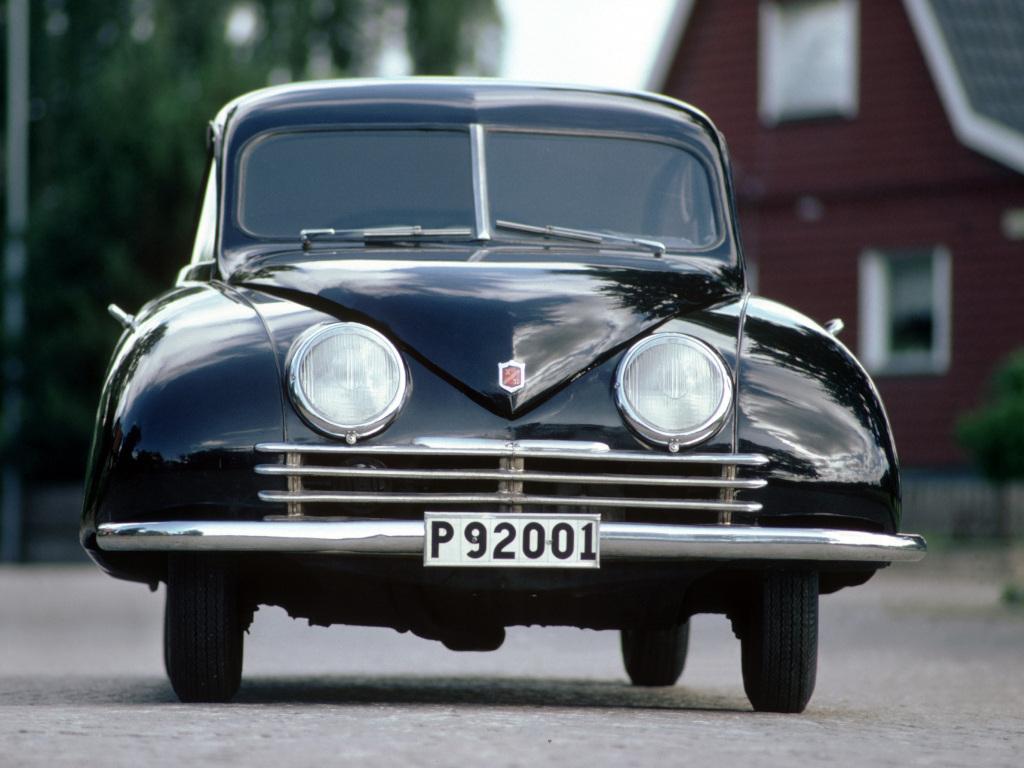 Zanimljivost dana: Prvi Saab ikada proizveden