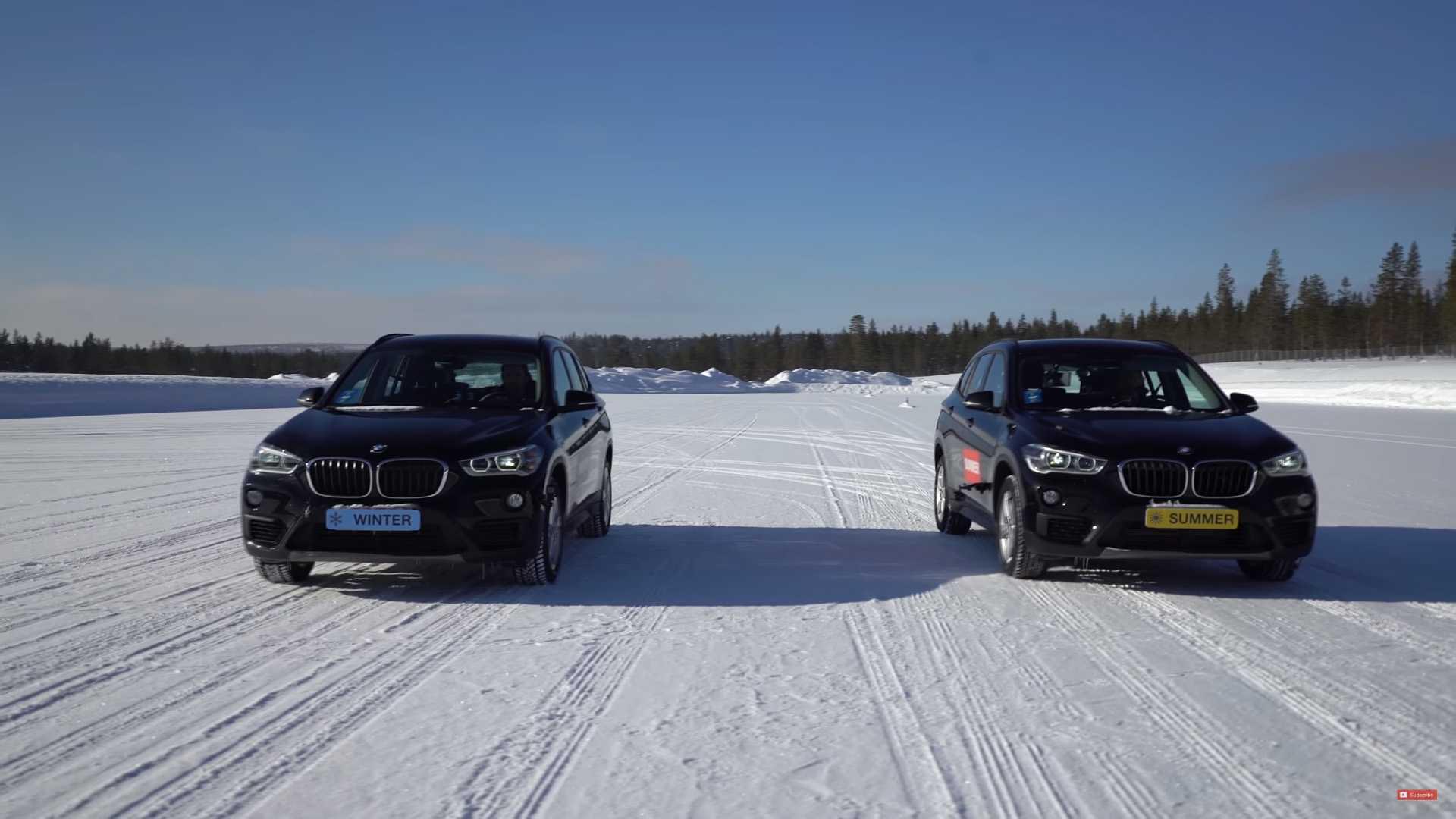 Ko je bolji na snegu, 4WD sa letnjim gumama ili 2WD sa zimskim pneumaticima? (VIDEO)