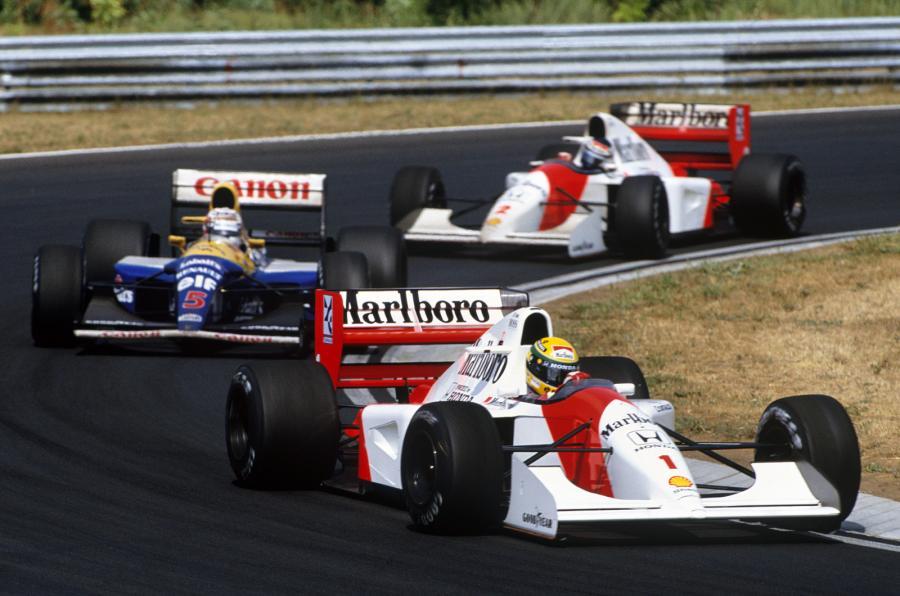 Razlike u Formuli 1 su postojale oduvek