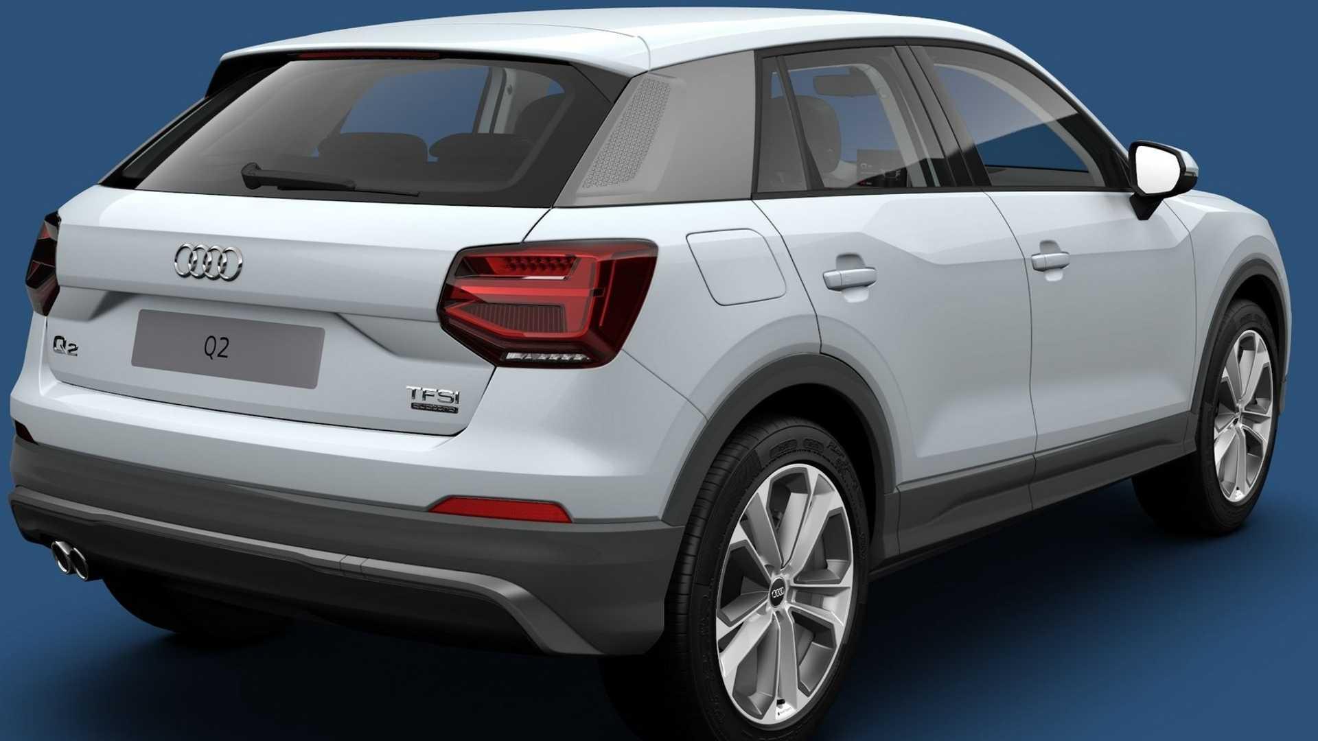 Audi uvodi mat finiš u serijske modele