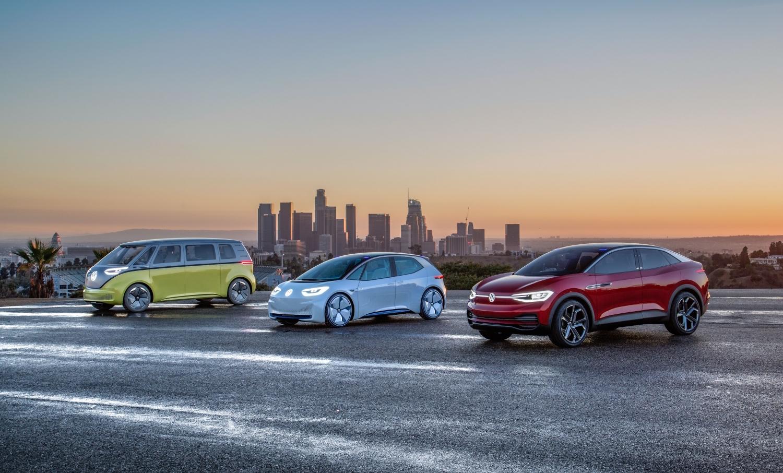 Volkswagen će konvertovati dve fabrike za proizvodnju električnih modela