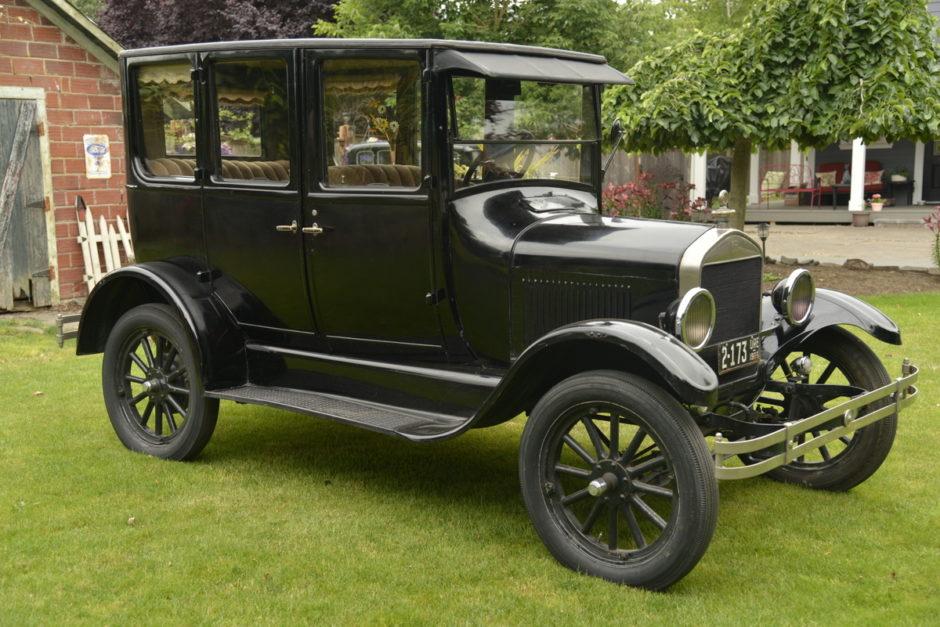 "Ford Model T – ""Automobil 20. veka"""