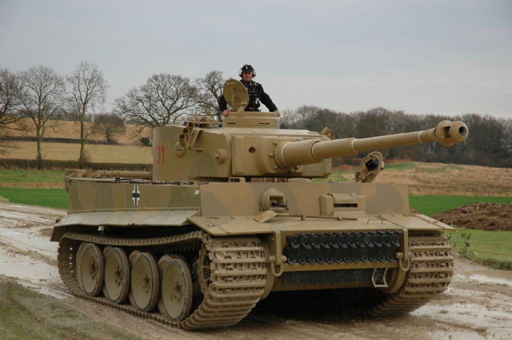 Zanimljivost dana: Tiger 131 – jedini pokretni Tiger tenk na svetu