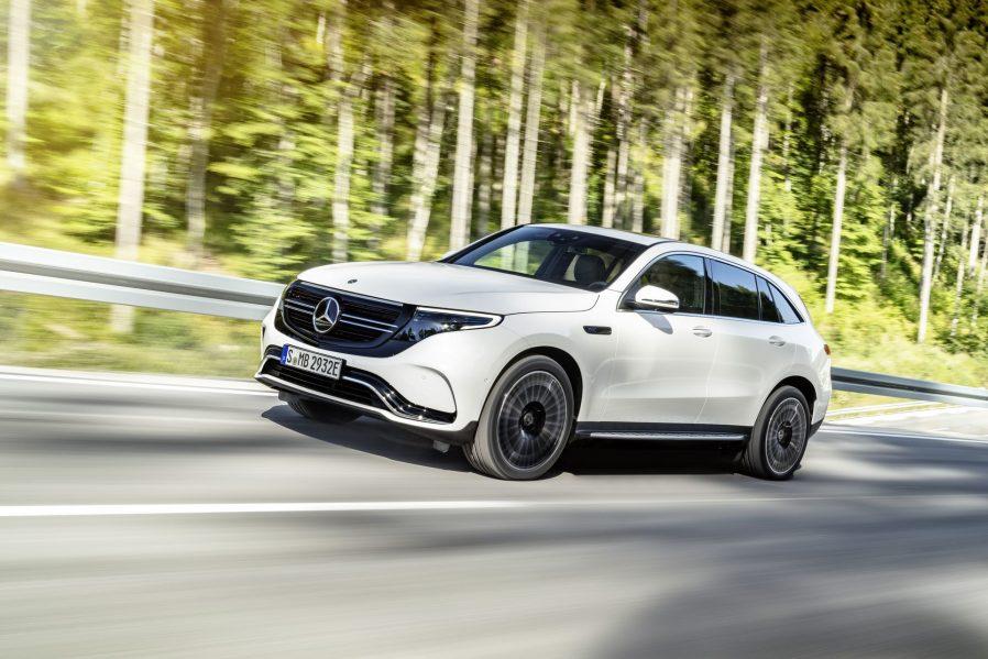 Mercedes-Benz EQC ulazi u proizvodnju sredinom 2019.