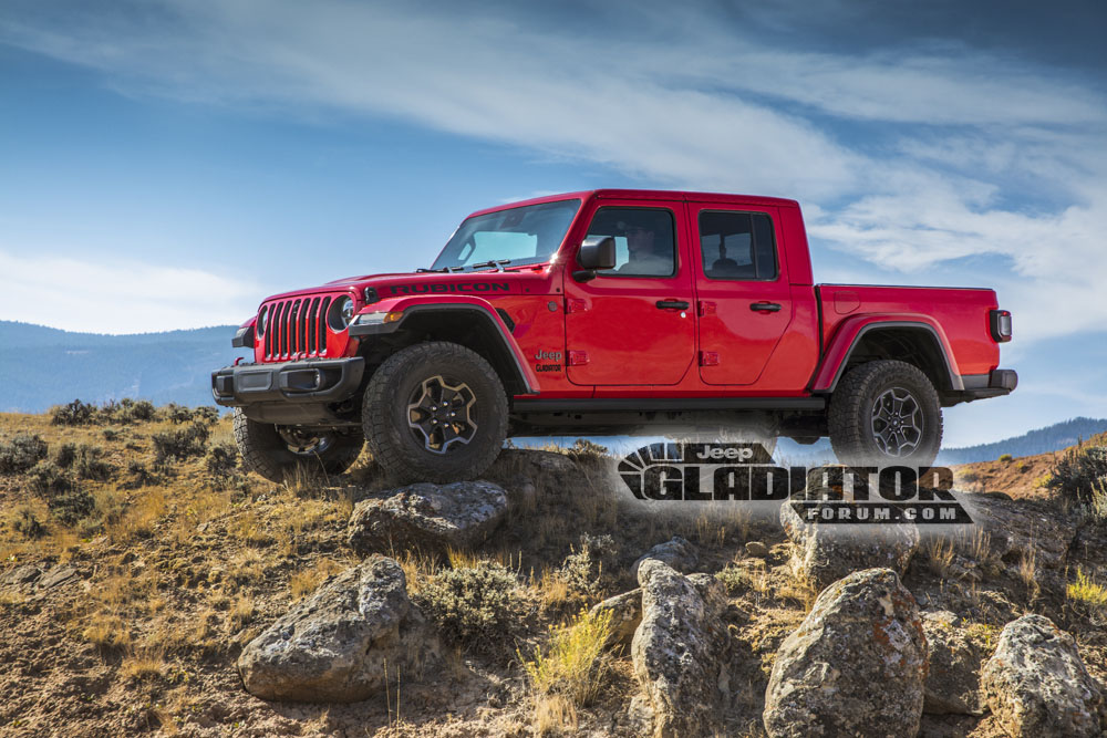 Stigao Jeep Gladiator